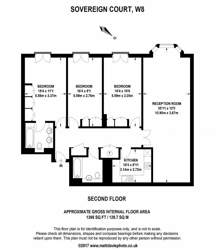 Wrights Lane, Kensington, W8 Floorplan