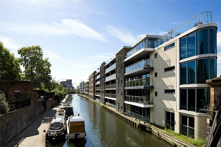 Star Wharf, 40 St Pancras Way, NW1