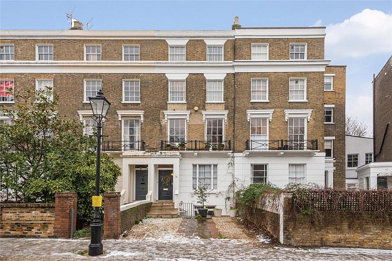 Gloucester Crescent, Primrose Hill, NW1