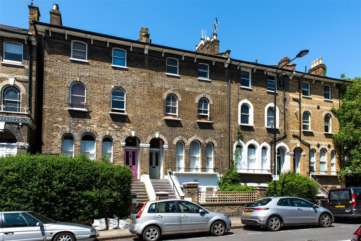 South Villas, Camden Town, NW1