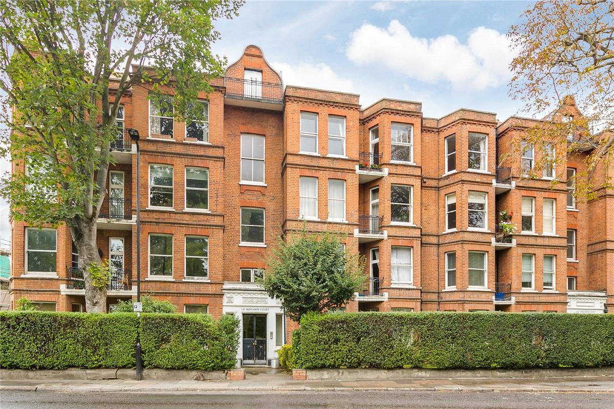 Fairlawn Court, Acton Lane, W4