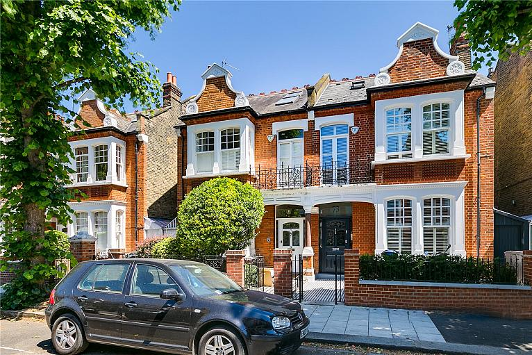 Airedale Avenue, Chiswick, W4
