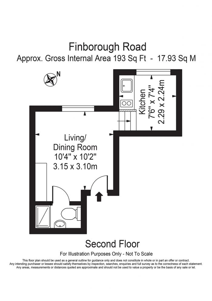 Finborough Road, The Boltons, SW10 Floorplan