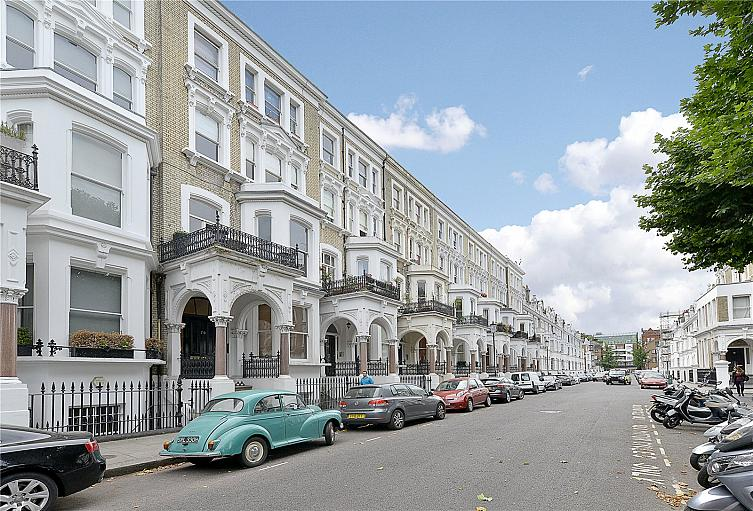Redcliffe Square, The Boltons, SW10
