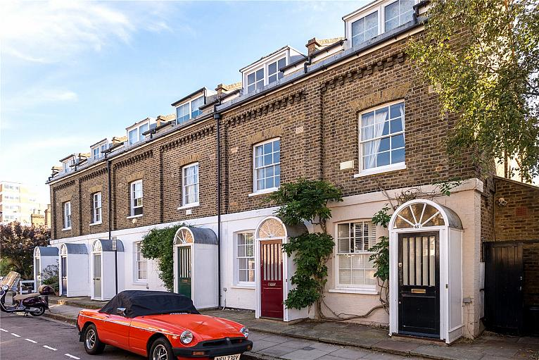 St.  Peters Grove, Hammersmith, W6