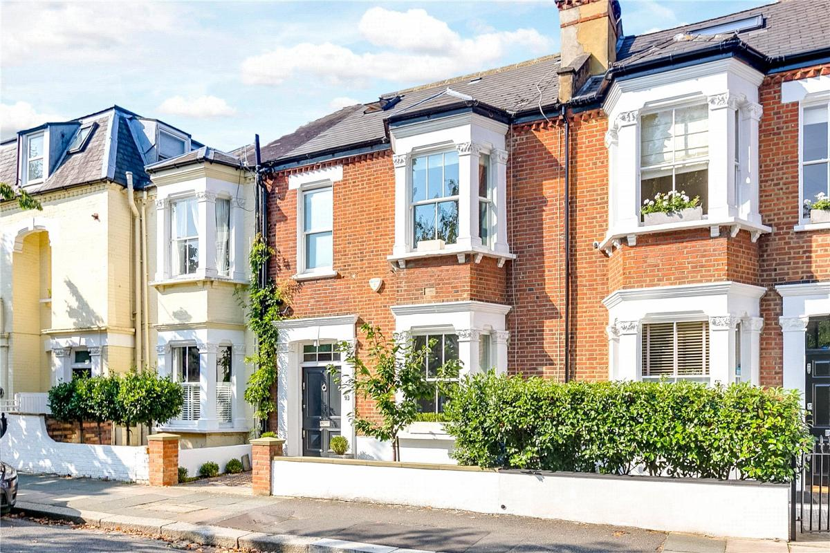 Beaumont Road, Chiswick, W4