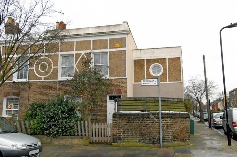 Cleveland Road, Chiswick, W4