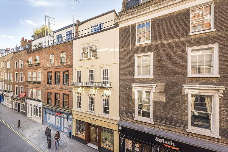 New Row, Covent Garden, WC2N
