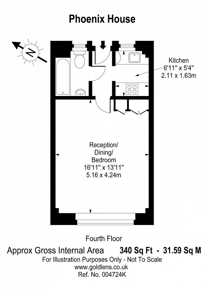 Charing Cross Road, Covent Garden, WC2H Floorplan