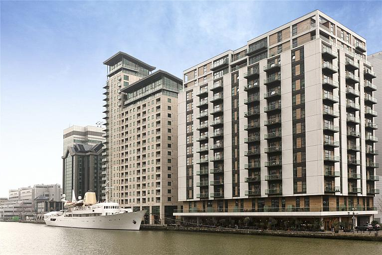 Discovery Dock Apartments West, 2 South Quay Square, E14