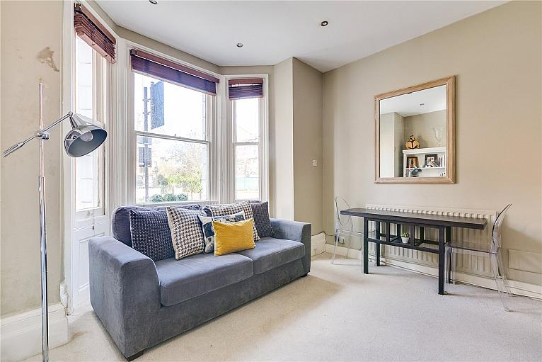 Normand Lodge, Greyhound Road, W14