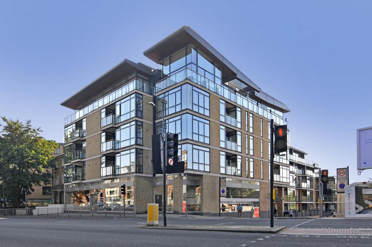 Pulse Apartments, 52 Lymington Road, NW6