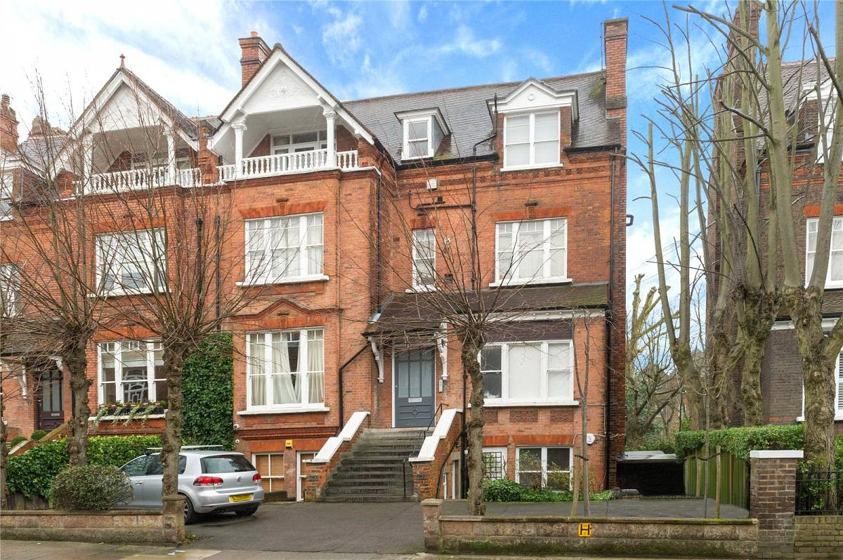 Maresfield Gardens Hampstead Nw3 Property To Rent In