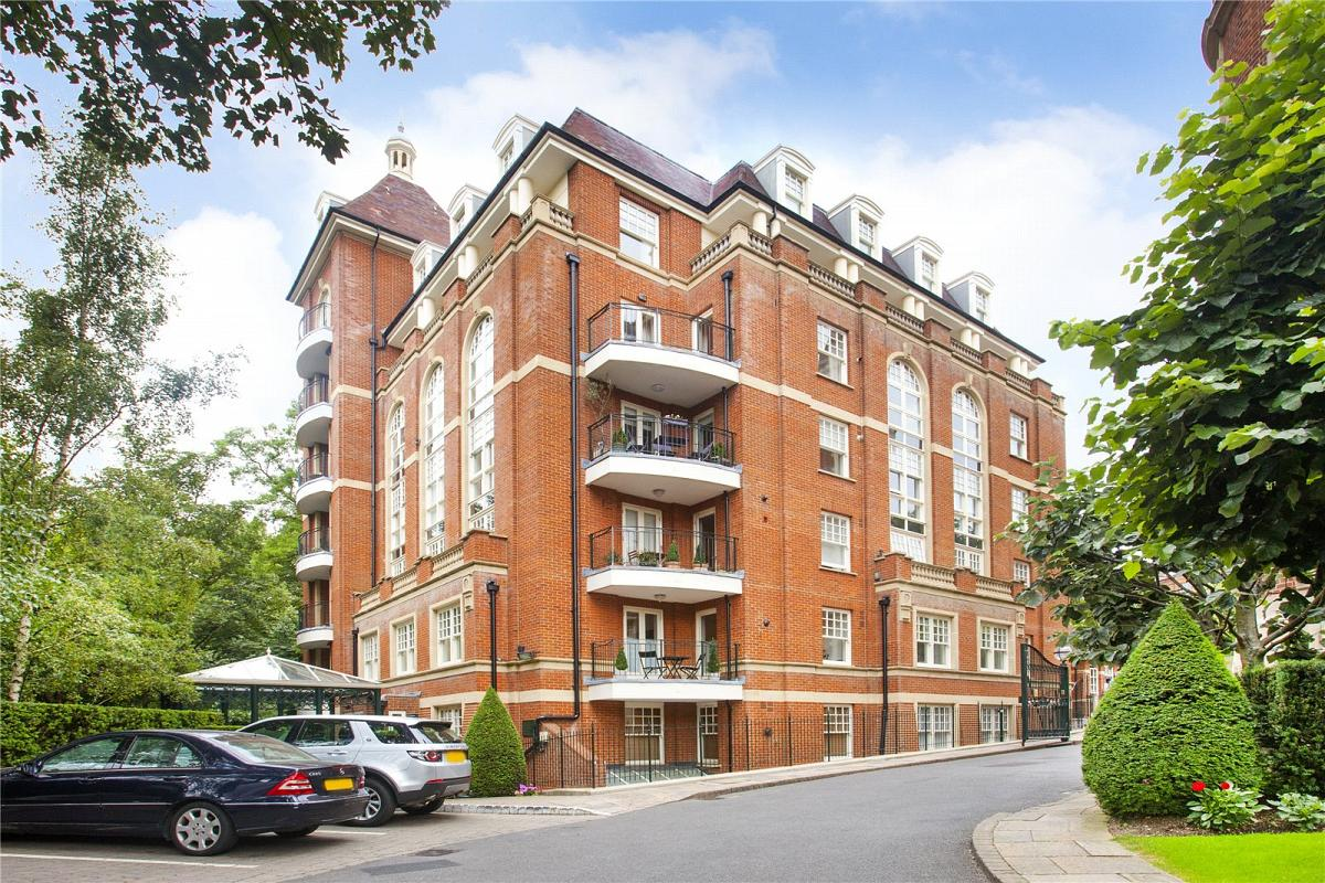 Highgrove Point, Frognal Rise, NW3