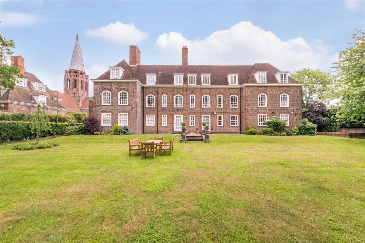 South Square, Hampstead Garden Suburb, NW11