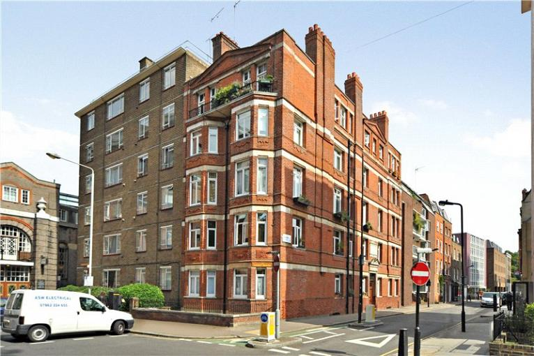 Kingsway Mansions, 23a Red Lion Square, WC1R