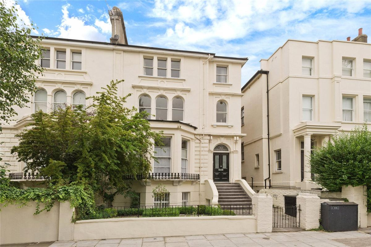 Priory Terrace, West Hampstead, NW6