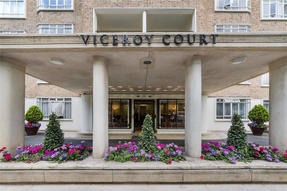Viceroy Court, 58-74 Prince Albert Road, NW8