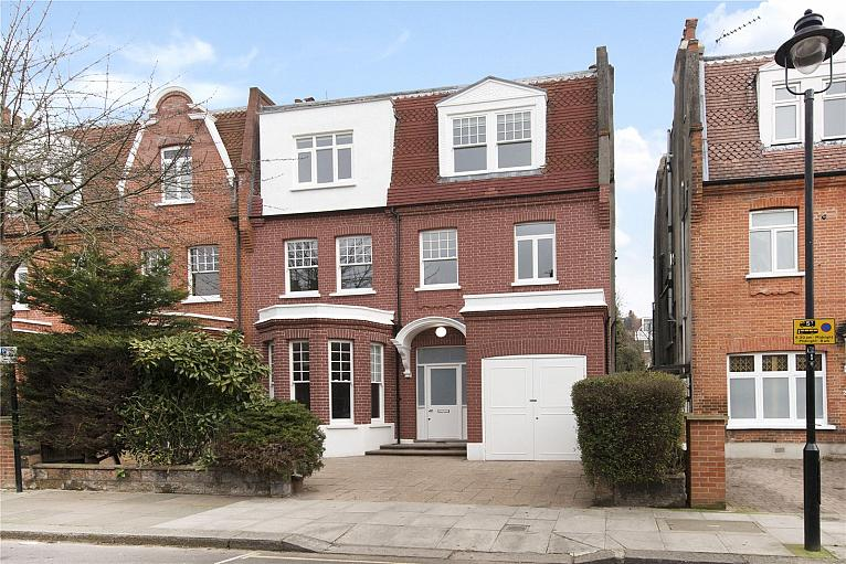 Aberdare Gardens, South Hampstead, NW6