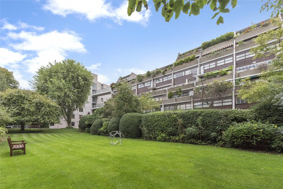 North Rise, St. Georges Fields, W2