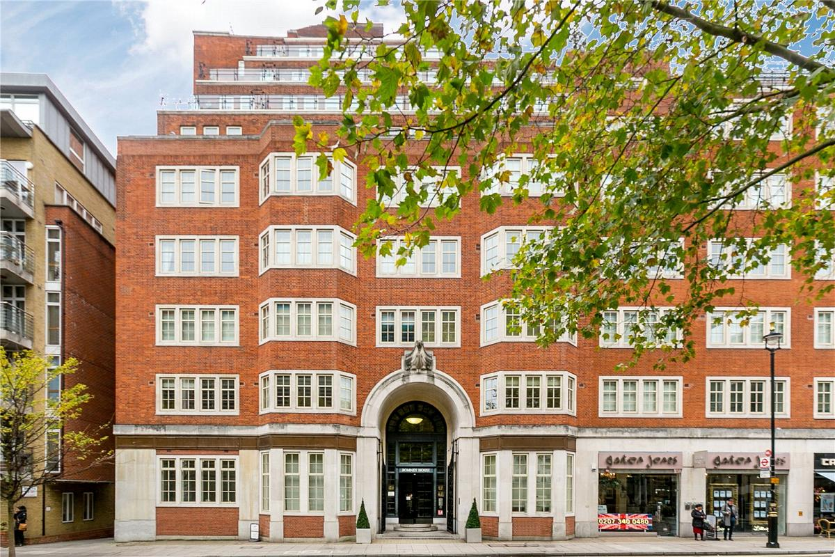 Romney House, Westminster, SW1P
