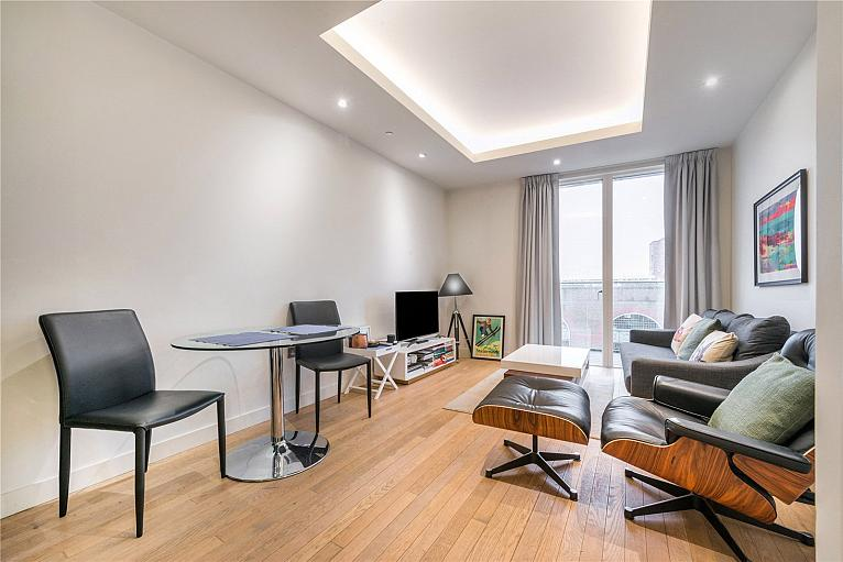 Park Vista Tower, 5 Cobblestone Square, E1W