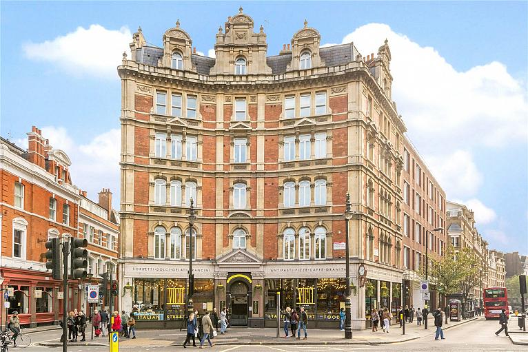 Shaftesbury Avenue, Covent Garden, WC2H