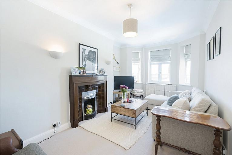 Barons Court Mansions, Gledstanes Road, W14