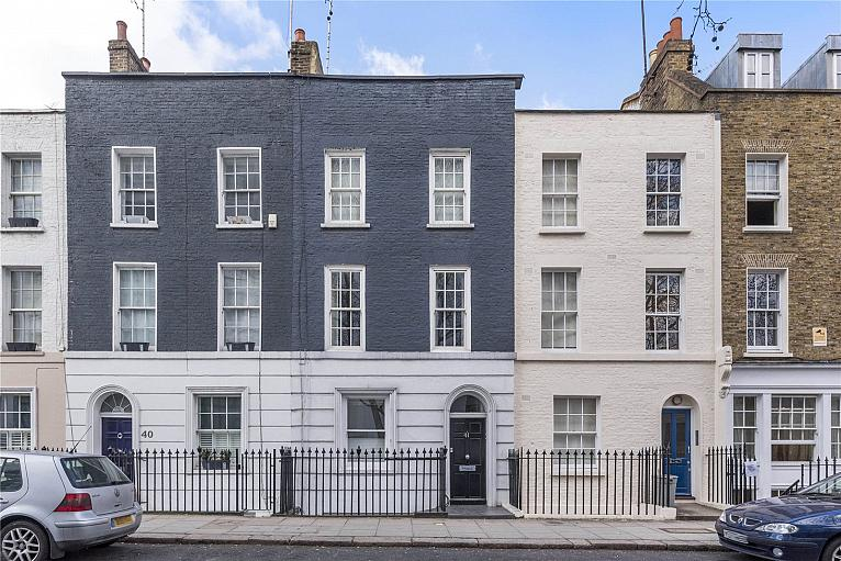Mornington Crescent, Mornington Crescent, NW1