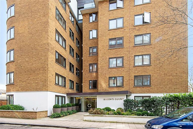 Queens Court, 4-8 Finchley Road, NW8