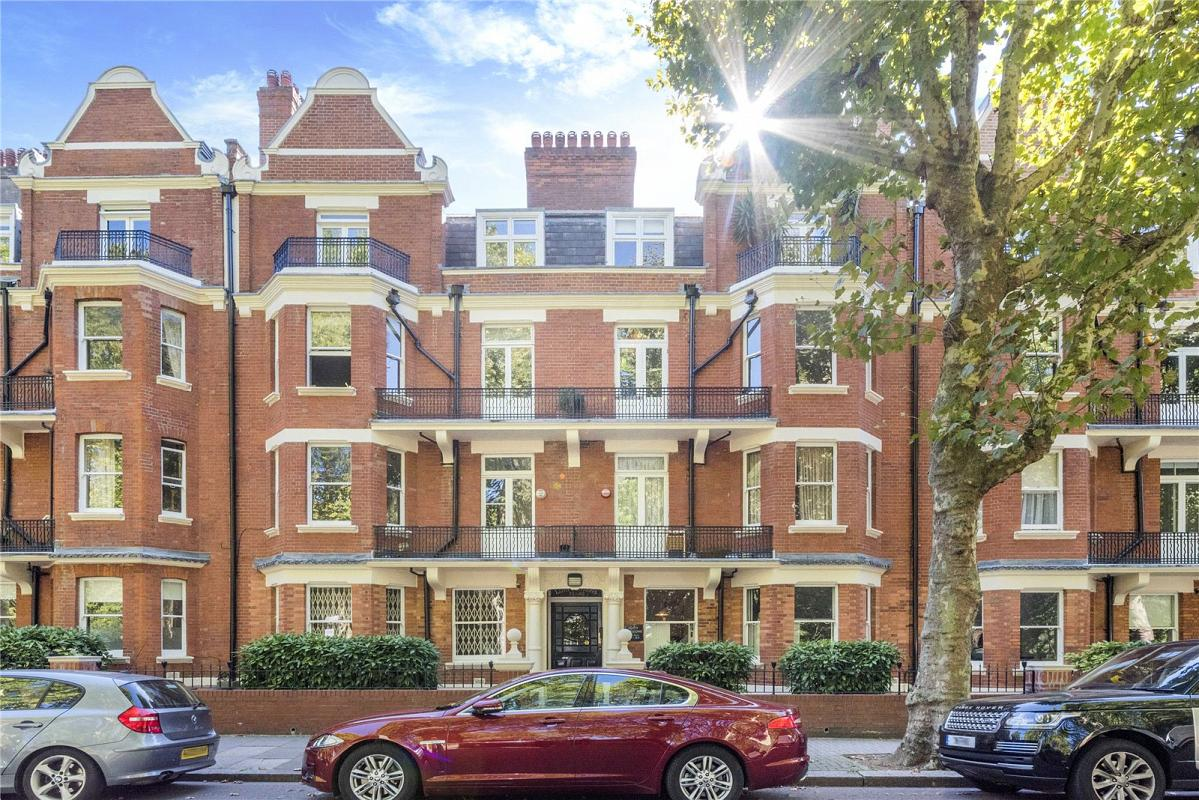 Leith Mansions, Grantully Road, W9