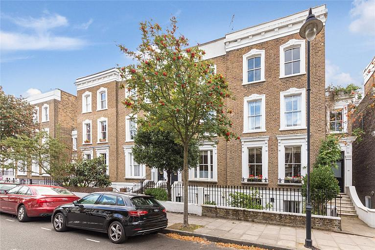 Oakley Road, De Beauvoir, N1