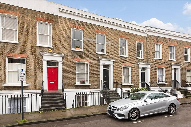 Mitchison Road, Islington, N1