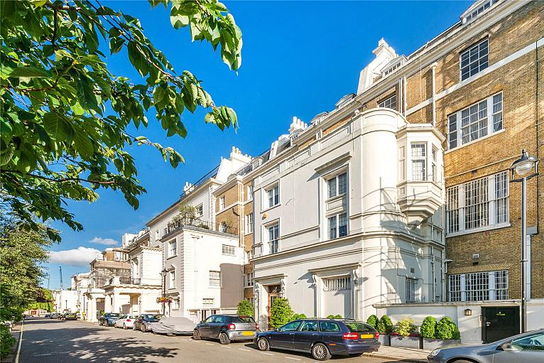 Hyde Park Gardens, Hyde Park, W2