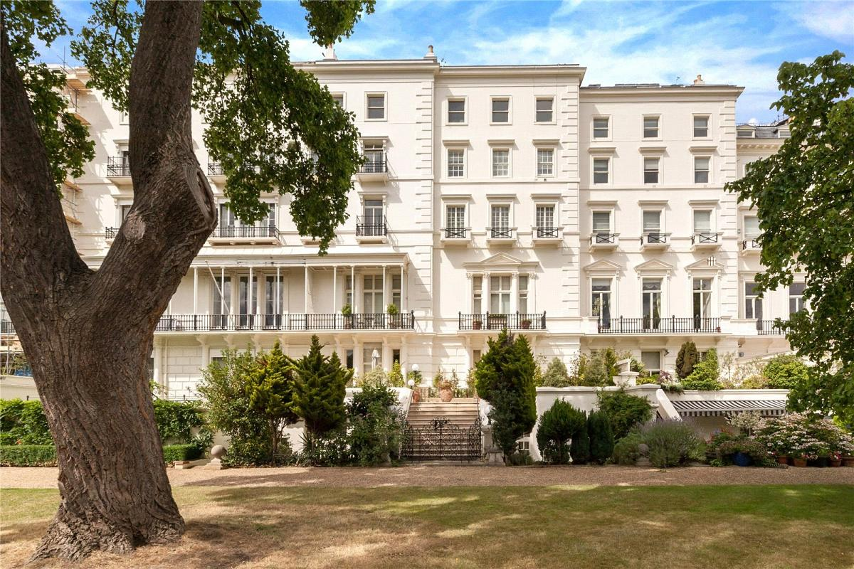 Hyde Park Gardens, The Hyde Park Estate, W2