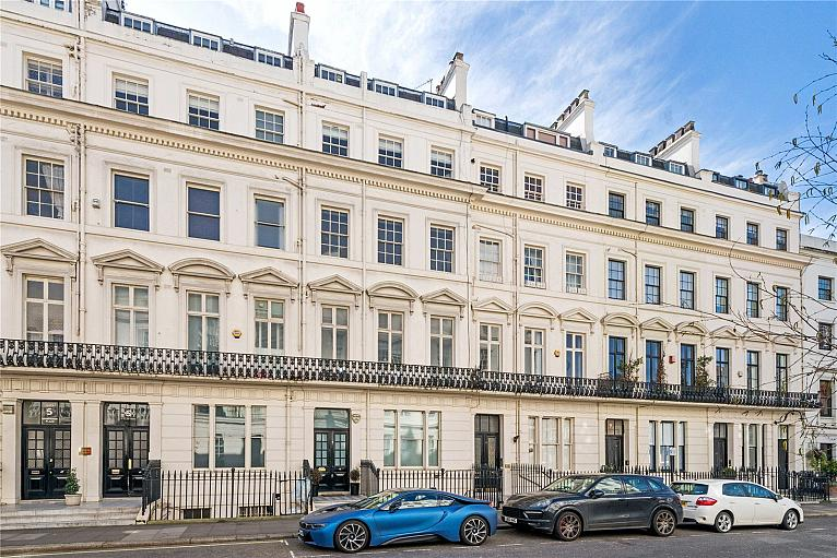 Clarendon House, Strathearn Place, W2
