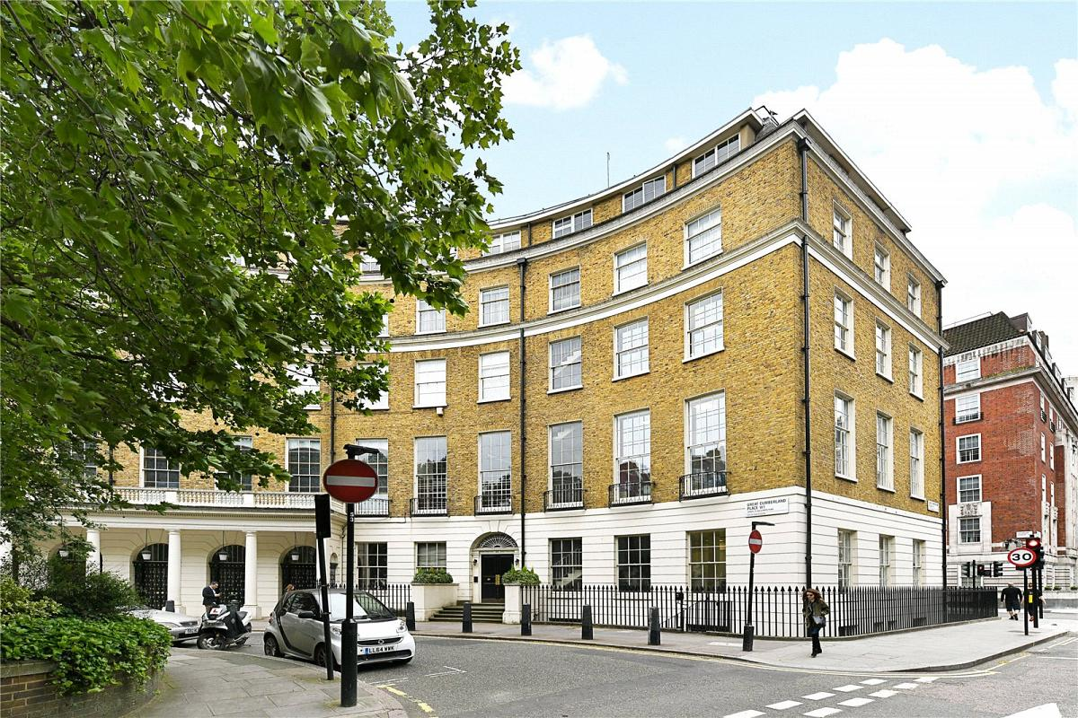 Great Cumberland Place, Marylebone, W1H