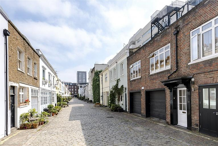 Radnor Mews, The Hyde Park Estate, W2