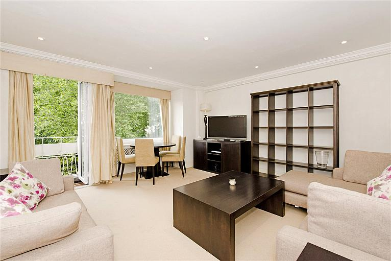 1 Hyde Park Square, St Georges Fields, W2