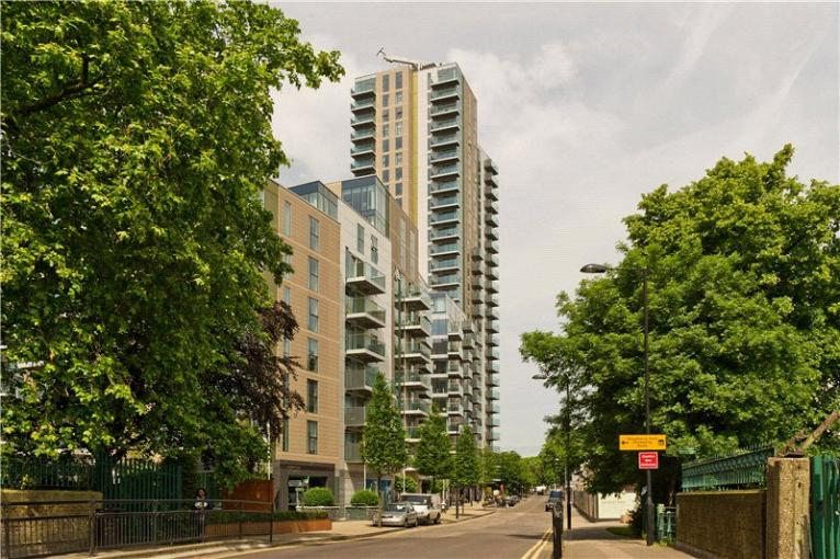 Residence Tower, Woodberry Grove, N4