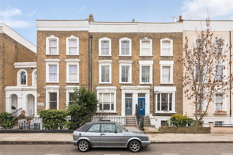 Crowland Terrace, Islington, N1