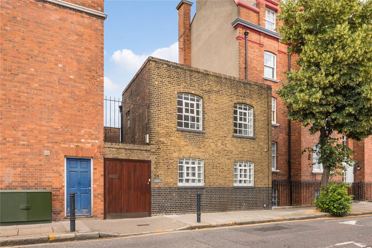 Cloudesley Place, Islington, N1