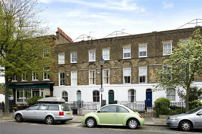Cloudesley road, Angel, N1