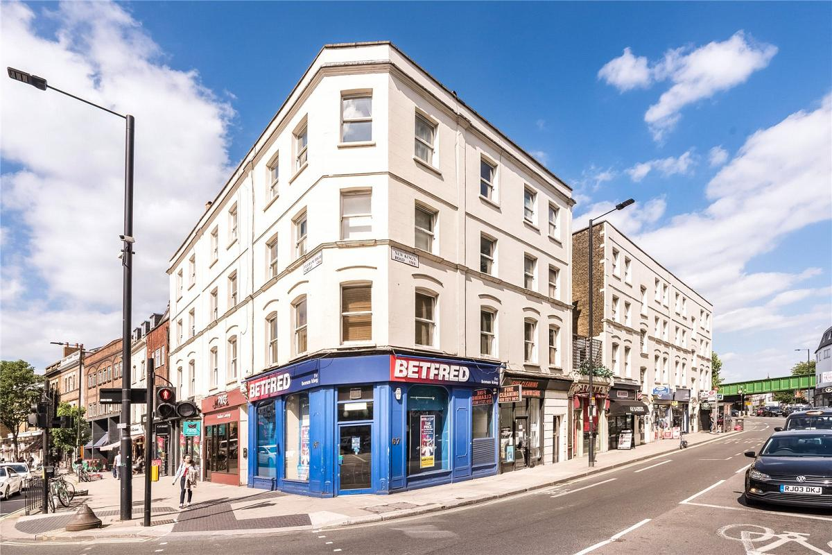 New Kings Road, Parsons Green, SW6