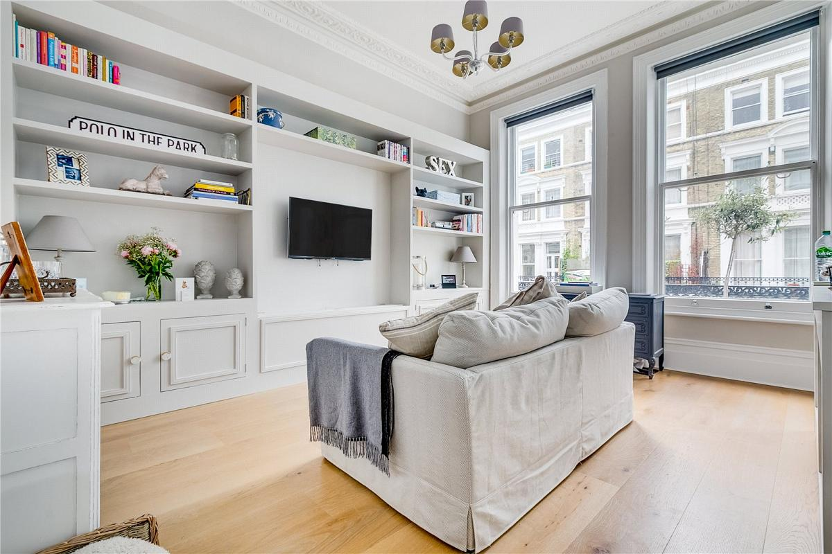 Castletown Road, Barons Court, W14