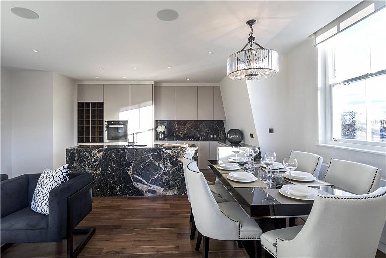 Five Palace Court, Bayswater, W2