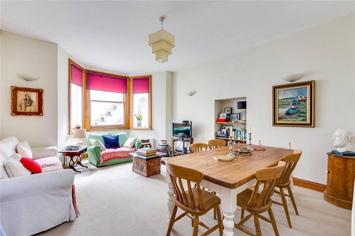 Charleville Road, Barons Court, W14