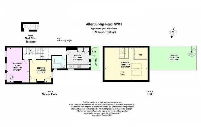 Albert Bridge Road, Battersea Park, SW11 Floorplan