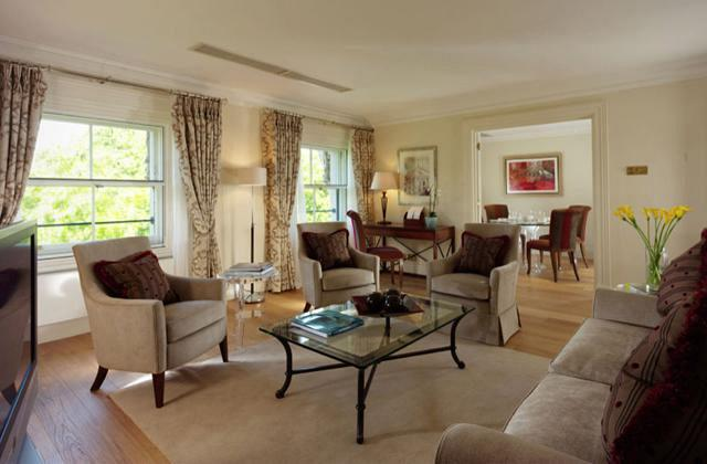 Luxury 1 Bed, Hyde Park Gate, SW7