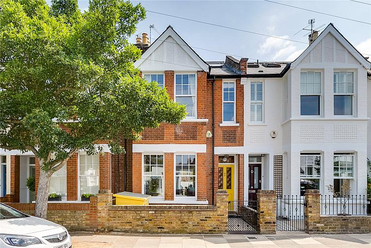 Second Avenue, Mortlake, SW14